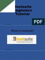 Hootsuite Beginners Tutorial