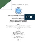 Implementación de Un SGSI Sobre Un Sitio de Comercio Electrónico Para Una Nueva Institución Banca