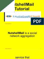 NutshellMail Tutorial
