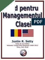 Ghid - Managementul clasei