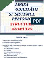 2. SP Si Structura Atomului