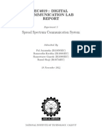 Spread Spectrum Communication Lab