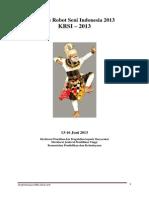 KRSI 2013 Rule