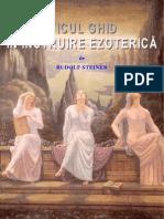 Rudolf Steiner - Micul Ghid in Instruire Ezoterica