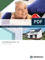 Kömmerling 76 (Ad) - 2 Pages (en)