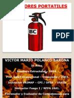 Presentacion Extintores Industrias Del Maiz 2012