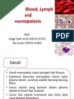 Histologi Darah dan Hemopoiesis