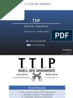 TTIP - Duell Der Argumente