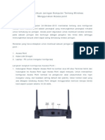 Access Point Manual Linksys Wireless-G (WAP54G)