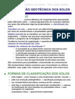 06- CLASSIFICACAO GEOTÉCNICA DOS SOLOS