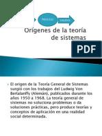 Origenes de TGS