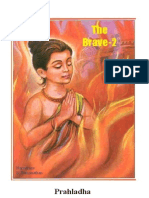 Prahlada -  A story about his devotion