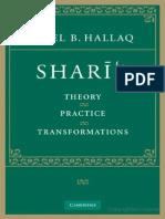 Sharia Hallaq