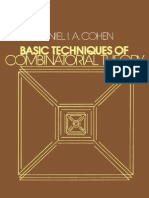 [Cohen] Basic Techniques of Combinatorial Theory