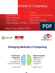 Emerging Methods of Computing