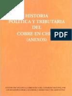 Historia Política y Tributaria Del Cobre en Chile (Anexos)