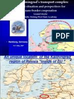 Presentation Kaliningrad Region
