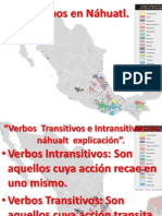 Los Verbos en Náhuatl.
