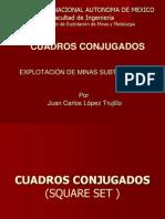 Exposicion de Minas Subterraneas; CUADROS CONJUGADOS