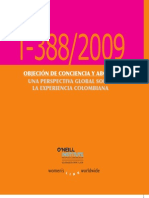 Objeción de Conciencia y Aborto - Una Perspectiva Global sobre la Experiencia Colombiana
