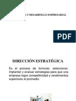 Estrategia y Desarrollo Empresarial JAV