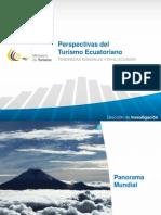 Perspectivas Del Turismo Ecuatoriano