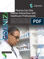 How Pharma Can Fully Digitize Interactions With Healthcare Professionals Codex1045