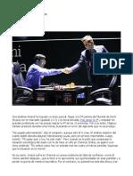 4- Anand Incomoda a Carlsen