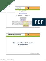 -09.00 Presentacion Plan de Comunicacion Comercializacion FCE