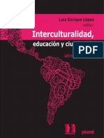 Interculturalidad, Educación y Ciudadanía