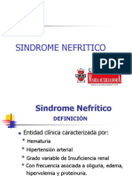 SINDROME NEFRITICO, PEDIATRIA, UNIVERSIDAD MEDICINA