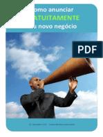Como anunciar Gratuitamente Seu novo negócio.pdf