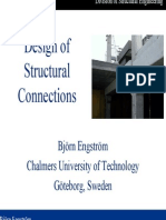 Design of Structural Connections