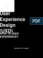 Presentation on User Experience Design