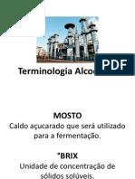 Aula_2 - Terminologia Alcooleira