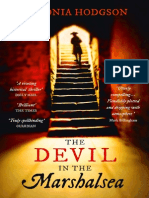 The Devil in the Marshalsea by Antonia Hodgson - first chapters
