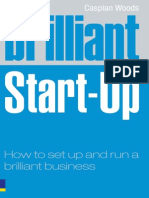 Brilliant Start-Up how to set Up and Run a brilliant business