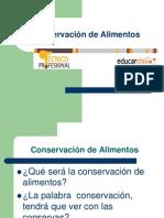 Sesion4 Conservacion de Alimentos