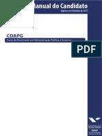 Manual CDAPG Ingresso 02 2015