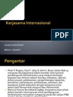 KERJASAMA INTERNASIONAL.ppt