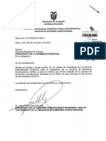 INFORME MAYORÍA ENMIENDA CONSTITUCIONAL