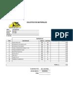 0002 Los Rosales Requisicion Materiales 27-11-2014