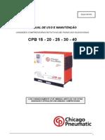 Manual de Instrucao compressor chicago pneumatic