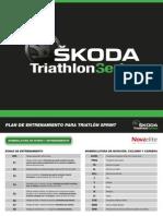 Triatlon Sprint training