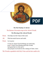 01 the First Sunday of Advent