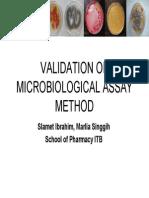 VALIDATION OF MICROBIOLOGY METHOD.pdf