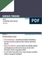 KRISIS TIROID ppt