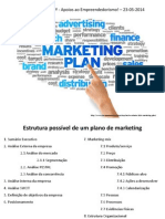 Plano Marketing
