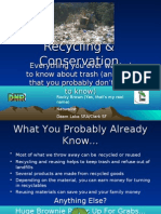 To Know About Trash (and a Lot