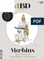 Revista Moebius Tribute